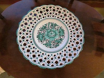Decorative Wall Hanging Museum Plate Made In Slovakia