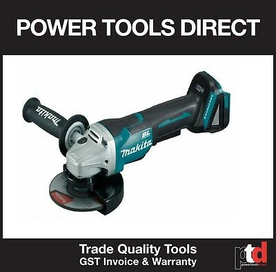 New Makita Brushless 18V Cordless Dga505Z 125Mm Angle Grinder Paddle Switch