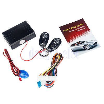 Serratura di portello del veicolo Keyless Car System Universal Remote Central DB