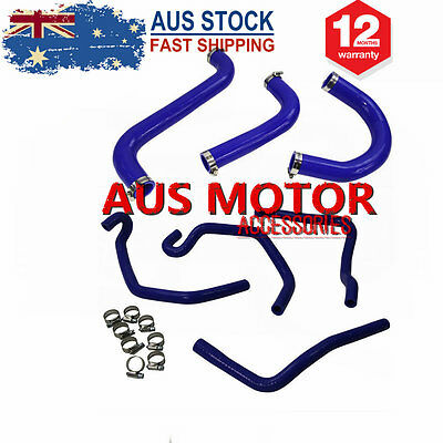 Blue New Brand Heater Hose KITS For Holden Commodore VT VX VY V8 5.7L warranty