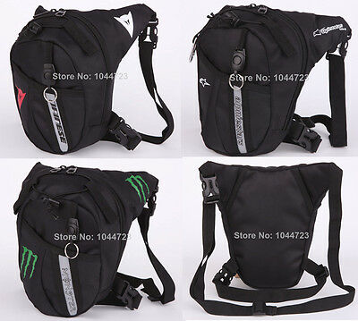Bolsa, Bag, Mochila Moto, Pierna, Monster, Muslera, Motorcycle Backpack  3 Mod