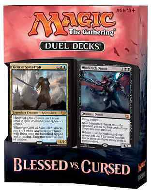 Duel Decks: Blessed vs. Cursed -Magic the Gathering - English