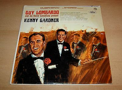 KENNY GARDNER with GUY LOMBARDO and his Royal Canadians 1965 Capitol U.S.A.