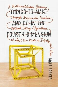 Things to Make and Do in the Fourth Dimension - NEW - 9780374535636 by Parker, M