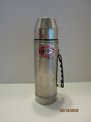 Uno-Vac Unbreakable Stainless Steel Thermos
