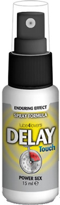 spray ritardante per lui Lube4Lovers Delay Touch