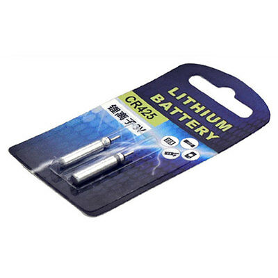 5Pcs Outdoor Electronics Battery For Fishing Float Electronic Bobber Pack