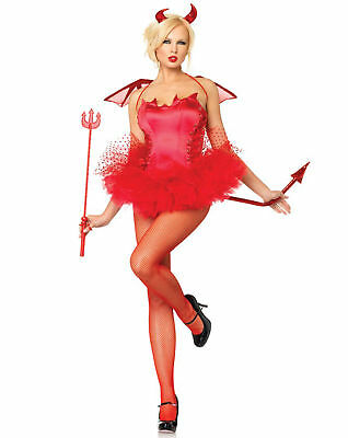 accessori costume diavoletta Leg Avenue Accessori Red Devil