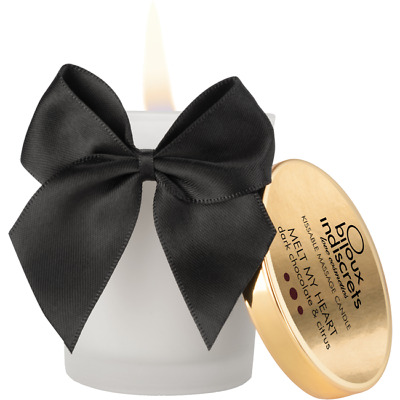 candela da massaggio Bijoux Indiscrets Kissable Massage Candle