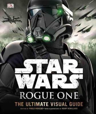 Star Wars Rogue One Ultimate Visual Guide New Hardcover Book