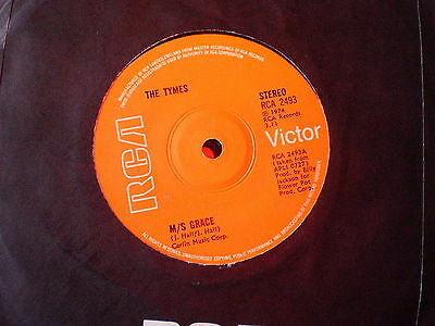 The Tymes - M/s Grace - Rca Victor 45