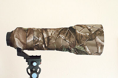 Camouflage Lens Cover for Tamron 150-600mm ( Neoprene Camo )