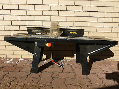 Wolfcraft Router Table 540