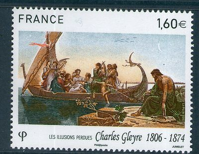 Timbres 5069 Neuf Xx Luxe - Oeuvre De Charles Gleyre - Les Illusions Perdues
