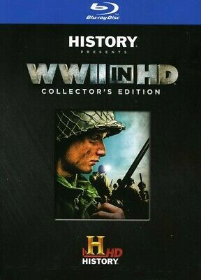 WWII in HD: Collector's Edition [New Blu-ray] Boxed Set, Collector's Ed, Repac