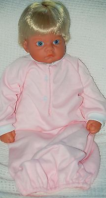 Lee Middleton by Reva Baby Doll Blonde Hair Blue Eyes 1998 Original Outfit