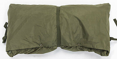 Czech Army Three Piece Sleeping Bag Outdoor Camping Military Surplus