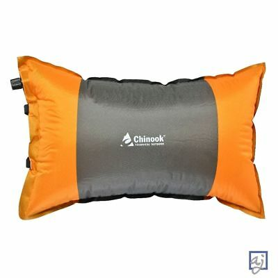 Chinook Dreamer Self-Inflating Travel / Camping / Hiking Pillow  23002