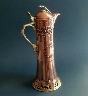 WMF art nouveau  decanter