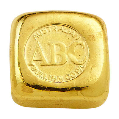 Bullion 1oz gold bar is the cornerstone of the Australian physical gold price