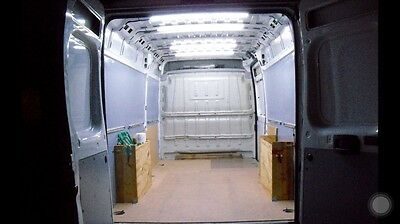 LED Laderaumbeleuchtung H2L5 Boxer Ducato Jumper Maxi Beleuchtung Laderaum