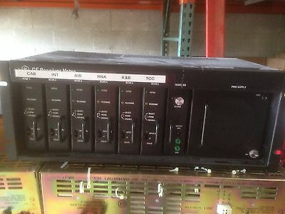 ge/harris voter cabinet loaded with modules