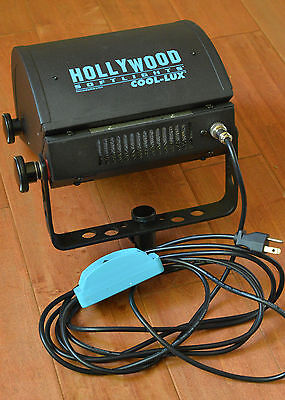 COOL LUX Hollywood Light Soft spread Hot Light LK4400 Tungsten Pro Video Photo