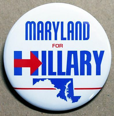 Maryland For Hillary Clinton For President 2016