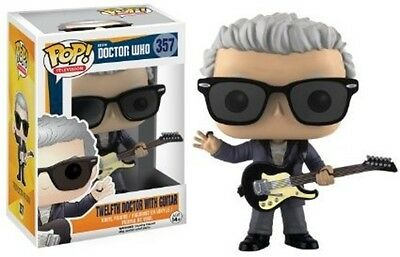 Doctor Who - 12th Doctor W/Guitar Funko Pop! Tv Toy