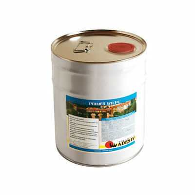 Primer WB PU Resin consolidating e against l'humidity - for flooring can 10 Kg