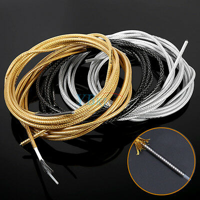 Cycling Brake/Derailleur Cable Housing Road Bike Braided Hose Line Wire Tube 5MM