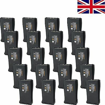 20Pcs Li-ion Battery 2800mAh DC 3.7V for Baofeng BF888S Retevis H777 UK Ship Hot