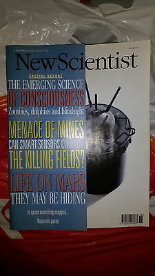 20 years, 1,000 issues, of New Scientist Magazine: 1996 to 2016