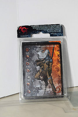 Rackham Confrontation Kelt Drunes Feyhlin the Savage (OOP, New in Blister)
