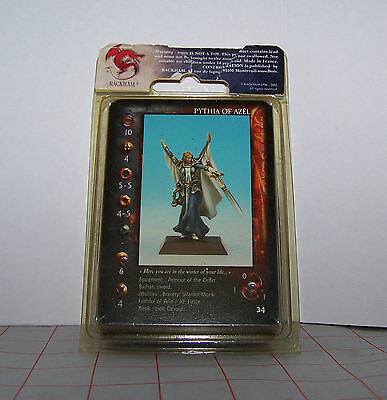 Rackham Confrontation Griffon Pythia of Azel (English card included, OOP)