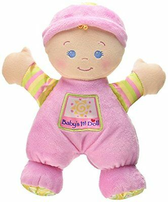 Fisher Price Baby / First Doll / puppet / poppet / moppet Age Birth Gift - New