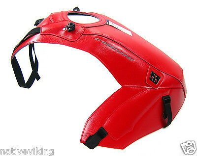 BAGSTER TANK COVER Honda VFR800X CROSSRUNNER 2015 protector IN STOCK UK red 1695