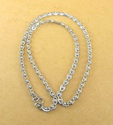 Necklace Spotless Thai Yant  Amulet Buddha Pendant Iron Stainless Steel 32gm 26""