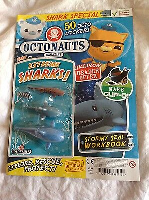 Cbeebies - Octonauts Magazine Issue 37 - Extreme Sharks