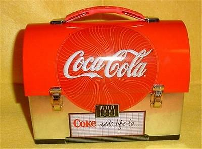 Coca Cola  Red Lunch Bucket