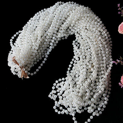 New  8MM Pearls pearl beads On a Reel String 1/3/5/10 metre