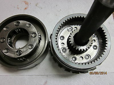 Turbo 400 Chevy Pontiac Olds stright cut plantary set very hard to find