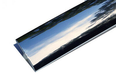 20ft of 1/2 Chrome T-Molding for Arcade Games, Mame Machine, or Cabinets