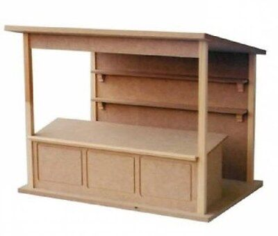 Dolls house market stall kit 12th scale