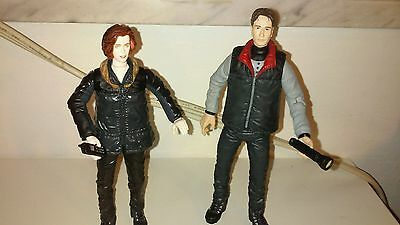 Mulder and Scully X' Files Series Figures Wave 2