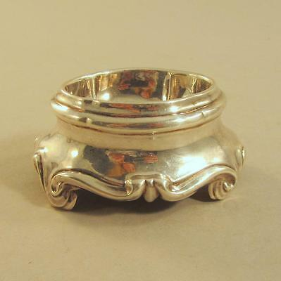 French Silver Open Salt Toulon c. 1748 as is