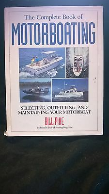 The Complete Book  of Motorboating