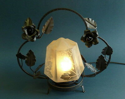 art deco table lamp  Carion