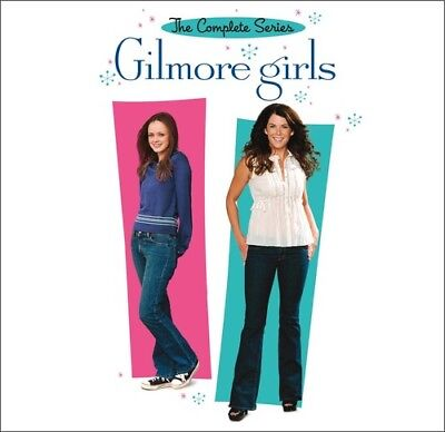 Gilmore Girls: The Complete Series Collection [New DVD] Boxed Set, Collector's
