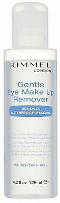 Rimmel Gentle Eye Make Up Remover, 125 Ml